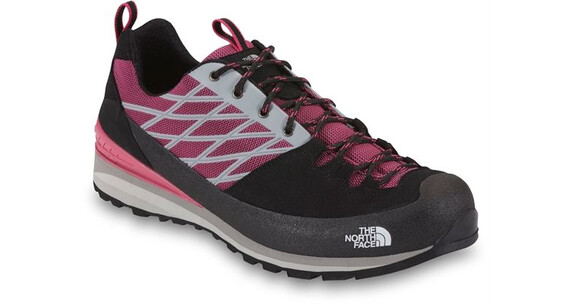 The North Face W's Verto Plasma Black/Fuschia